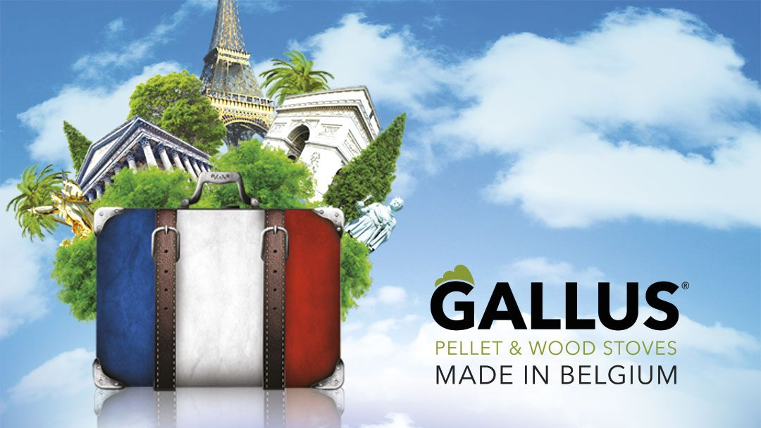 Lancement de Gallus-Stoves en France